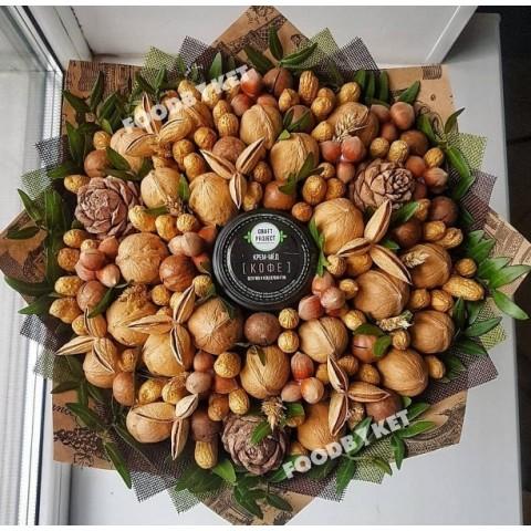 """Букет """"Сладкие орехи"""""""